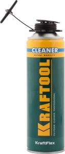 Очиститель монтажной пены KRAFTOOL KraftFlex PREMIUM CLEANER 41189_z01 ― KRAFTOOL SHOP